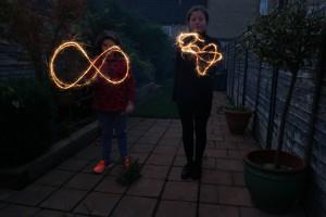 Birthday Sparklers